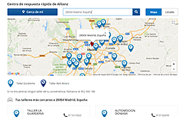 Allianz geo-services